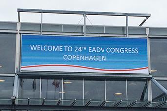 EADV Congress 2015, Copenhagen, Denmark