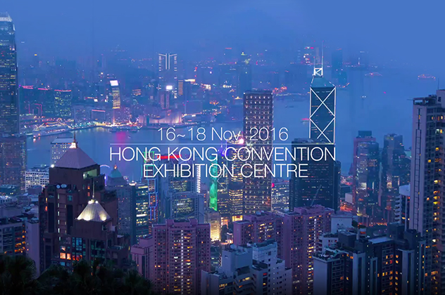 COSMOPROF Asia Hong Kong Exhibition 2016